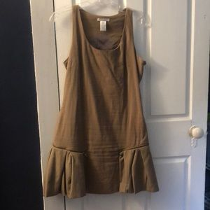 Elsey Cocktail dress with zipper detail-size M